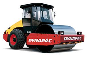 Dynapac ca302d 12,7 т