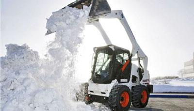 Вывоз снега в Санкт-петербурге