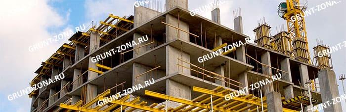 Строительство монолитных конструкций в СПб
